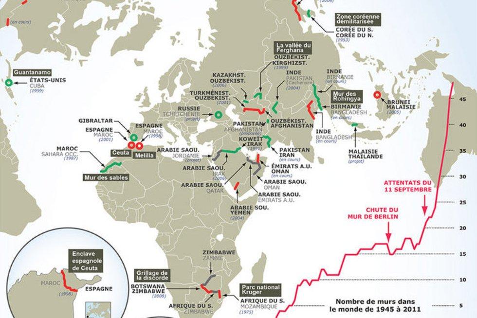 40 žemėlapių kurie paaiškina pasaulį II