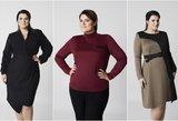 """Nauja Vitulskienės kolekcija """"plius"""" dydžio moterims: klientėms atvers savo širdį"""