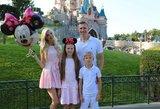 I. Stumbrienė su šeima ilsisi Paryžiuje: nuotraukos – tarsi iš pasakos