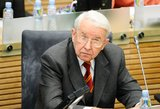 Buvęs rektorius prašo labai solidžios sumos VU kiemeliams tvarkyti
