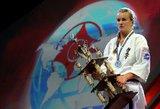 Jaunieji pasaulio čempionato prizininkai svajoja drąsiai