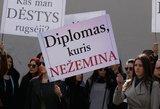 """Po aršių diskusijų Seimas pritarė """"išprievartautai"""" aukštojo mokslo reformai"""