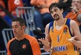 Rusijos krepšinio žvaigždė atsuko nugarą NBA klubams: 4 mln. buvo per mažai
