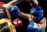 Bokso ringe dar nepralaimėję atletai kausis dėl 10 mln. dolerių