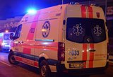 Skandalas Vilniuje: medikų rankose – sumuštas paauglys