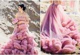 Vestuvinė lietuvės suknelė paliko be žado: kaina stebina dar labiau