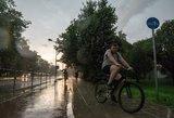 Dienos orai: Lietuvą praus lietus