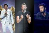 """Jurijui """"Eurovizija"""" baigta: nepateko į finalą"""