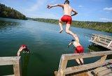 Lietuvoje išaušo vasara: skelbiamas maudynių sezono atidarymas