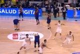 Stebuklų būna: jis ką tik nutiko Ispanijos krepšinio lygos finale