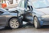 Savaitgalį keliuose nukentėjo 35 asmenys