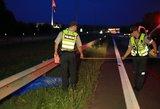 Vilniuje per avariją tragiškai žuvo jaunas motociklininkas