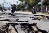 Indonezijoje stichijos aukų padaugėjo beveik iki 2 000: kūnai teberenkami