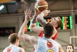 Arvydas Šikšnius: dar nėra taip buvę, kad namų komanda nebūtų laimėjusi nė vienerių rungtynių