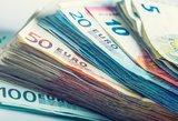 Vyriausybė ketina bylinėtis su Europos Komisija dėl 11 mln. eurų