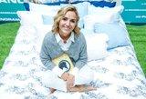 I. Kavaliauskaitė-Morkūnienė sekmadienį sutiko lovoje prekybos centre