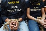 Nuo kyšininkavimo pavargę užsieniečiai reformatoriai palieka Ukrainą