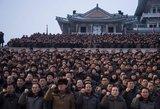 """Šiaurės Korėjos branduolinė programa kelia """"egzistencinę grėsmę"""""""