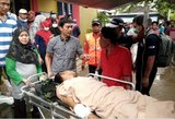 Nenumaldomai auga cunamio aukų skaičius: artėja link 300