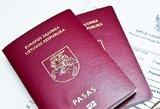 Valdantieji nori nuleisti kartelę referendumui dėl pilietybės