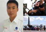 Indonezijos žemės drebėjimas: dispečeris žuvo gelbėdamas šimtus gyvybių