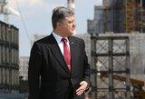 Ukrainos prezidentas meta iššūkį šalies oligarchams