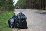 """Lietuvoje vyksta aplinkosauginė akcija """"Darom"""""""