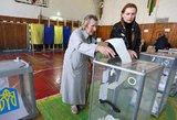 Paaiškėjo, ką prezidento rinkimuose palaikė Lietuvoje balsavę ukrainiečiai