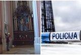 Druskininkų bažnyčioje – smurto protrūkis: sumušta savanorė