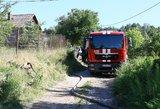 Pagalbos šaukėsi vaikas: ugniagesiai iš medžio iškėlė isterijos apimtą 10-metį