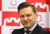 Konservatorius į Vilniaus miesto tarybą ves Benkunskas