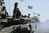 Karas Ukrainoje baigėsi, o mes net nepastebėjome