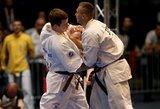Lietuvos karatė kovotojai Budapešte gins čempionų titulus
