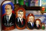 Stalinizmo šešėlis uždengė Rusiją