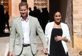 Londonas ruošiasi ypatingai sutikti Meghan ir Harry pirmagimį: pluša iš peties