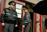 """Rusijos policija neranda """"Kratovo šaulio"""" motinos, kuri gali būti negyva"""