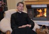 Diskusija gyvai: kunigas Doveika apie tikrąją Velykų prasmę