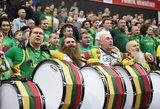 FIBA atskleidė pasaulio čempionato bilietų kainas: teks pratuštinti pinigines