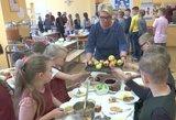 Tokių mokyklų – vos keletas: vaikams Kaune siūlo švedišką stalą