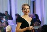 Jurgita Jurkutė-Širvaitė dukrai jau išrinko vardą