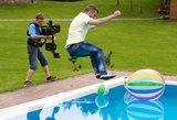 Už kadro: nuotaikingi TV3 vasaros klipo užkulisiai