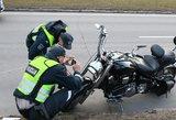 Pareigūnai kreipiasi į motociklo vairuotojus: išplatino svarbų persėjimą