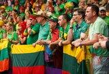 Pradėta prekyba bilietais į Lietuvos krepšinio rinktinės rungtynes su Kroatija