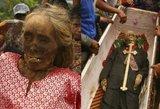 Kraują stingdantys archyvai: iškasė lavonus paslaptingam ritualui