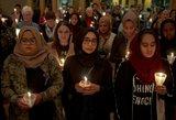 51 musulmoną nušovęs vyras kaltinamas terorizmu