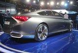 """""""Hyundai"""" žengs """"Lexus"""" keliu?"""