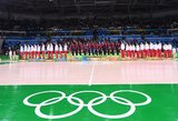 Keičiasi olimpinio krepšinio turnyro formatas: laukia nemažai pokyčių