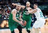 """NBA pasaulį išmaišęs Beno Udrihas """"Žalgiryje"""" rado ne prastesnes sąlygas"""