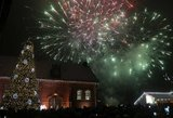 Stebuklai prasideda: 1 Lietuvos rajone Kalėdų eglė virs žvake