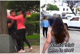 Besilaukianti moteris pričiupo neištikimą vyrą: įsiutusi į darbą paleido kumščius
